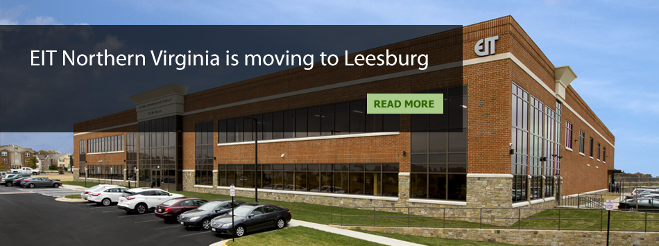 EIT Northern Virginia is Moving to Leesburg
