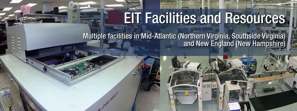 EIT Facilities and Resources